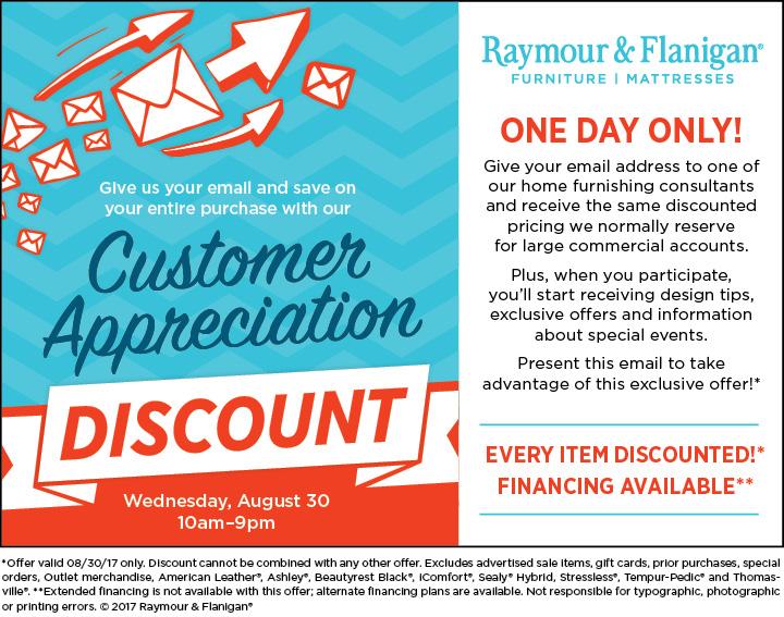 raymour-flanigan-customer-appreciation-8-30-17