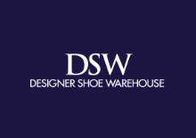 UP TO 60% OFF SELECT STYLES EVERY DAY AT DSW!