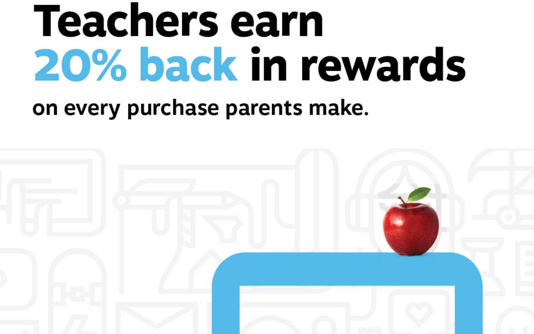 Teachers Rewards