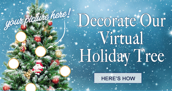 Decorate Our Virtual Tree