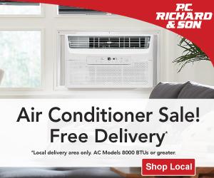 AIR CONDITIONER SALE AT P.C. RICHARD & SON!