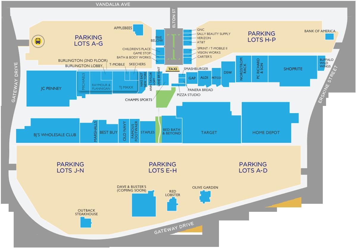 Gateway Center Directory